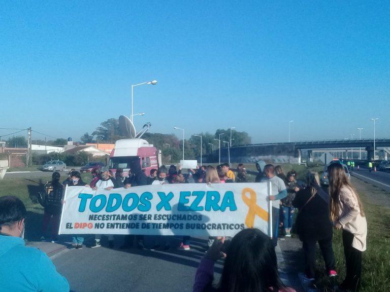 Todxs por Ezra: la campaña de recaudación de fondos continúa
